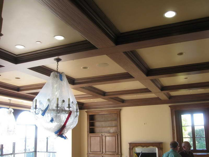 Diy Coffered Ceiling 18 Photos Of The Do It Yourself Coffered Ceiling Kits Stone Fireplace Designs Coffered Ceiling Diy