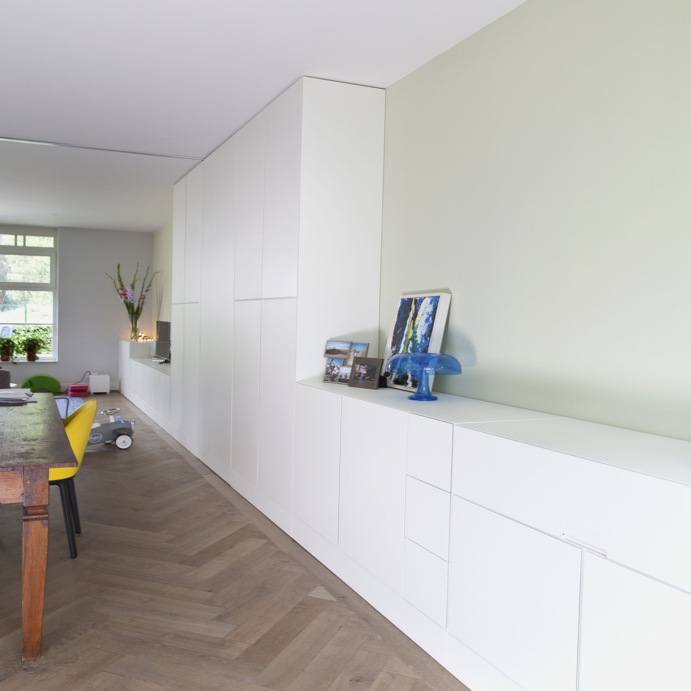 Afbeeldingsresultaat voor kastenwand woonkamer | interior exterior ...