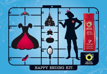 Happy ending card