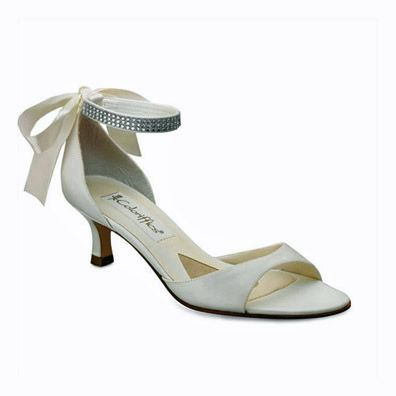 Incroyable Low Heel Wedding Shoes | By Admin | Published January 20, 2012 | Full Size
