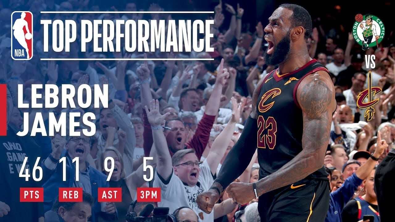LeBron James Forces G7 With HISTORIC Performance nba
