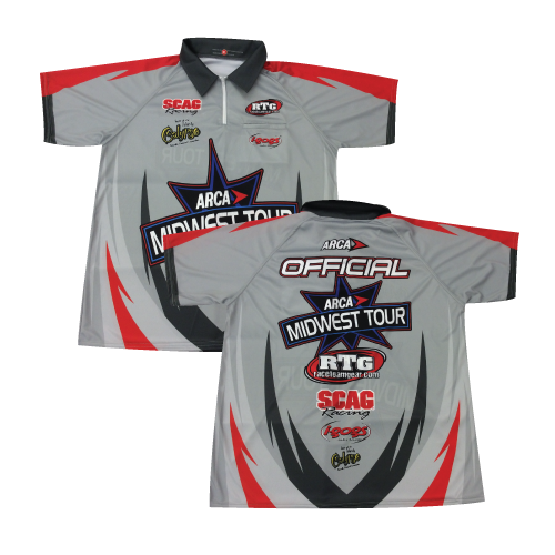 Arca Midwest Tour Sport outfits, Shirts, Motorcycle jacket