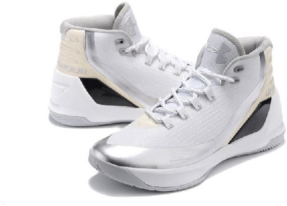 Under Armour UA Curry 3 Mens Basketball Shoes Silver white, cheap curry If  you want to look Under Armour UA Curry 3 Mens Basketball Shoes Silver white,  ...