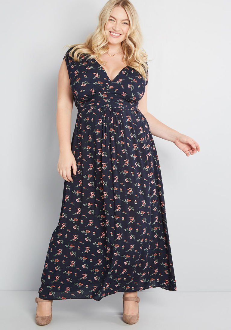 8d7db998726 Serene Dream Maxi Dress in XL - Sleeveless by ModCloth in 2019 ...