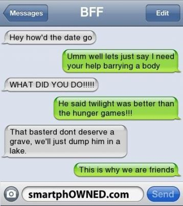 16 Trendy funny texts messages bff bffs