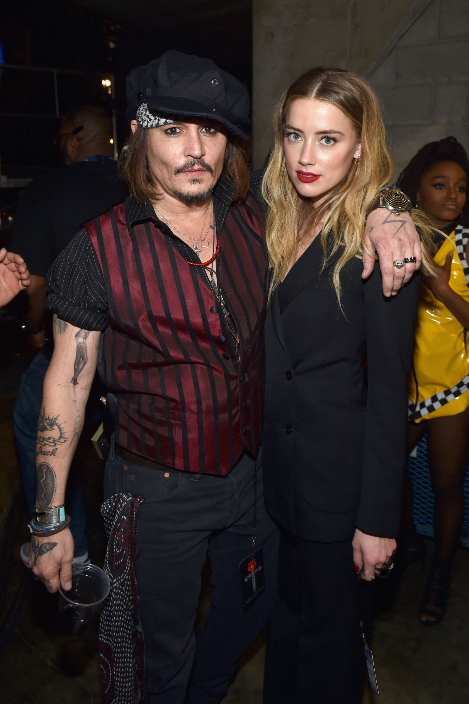 Johnny Depp & Amber Heard - 17 Celebrity Couples With Big Age Differences
