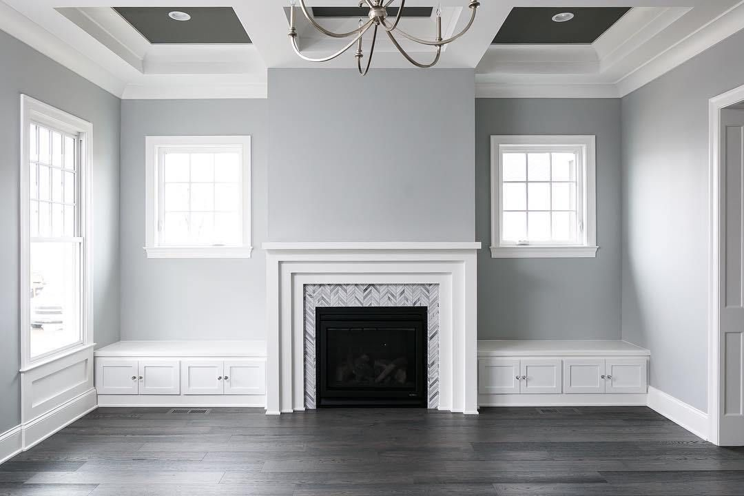 Five Best Gray Paint Colors For A Tranquil Room Grey Paint
