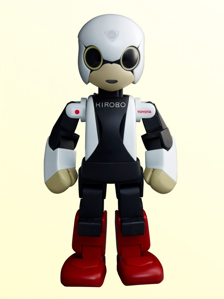 Kibo Robot Project Kirobo – the first talking robot launched into space