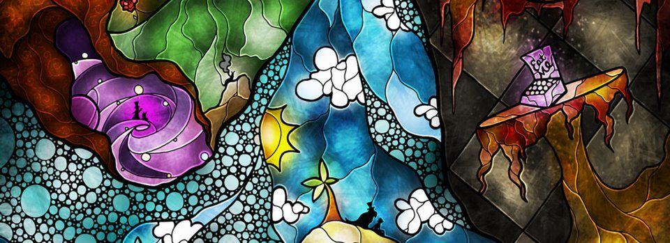 Mandie Manzano Alice in Wonderland FB Cover 2