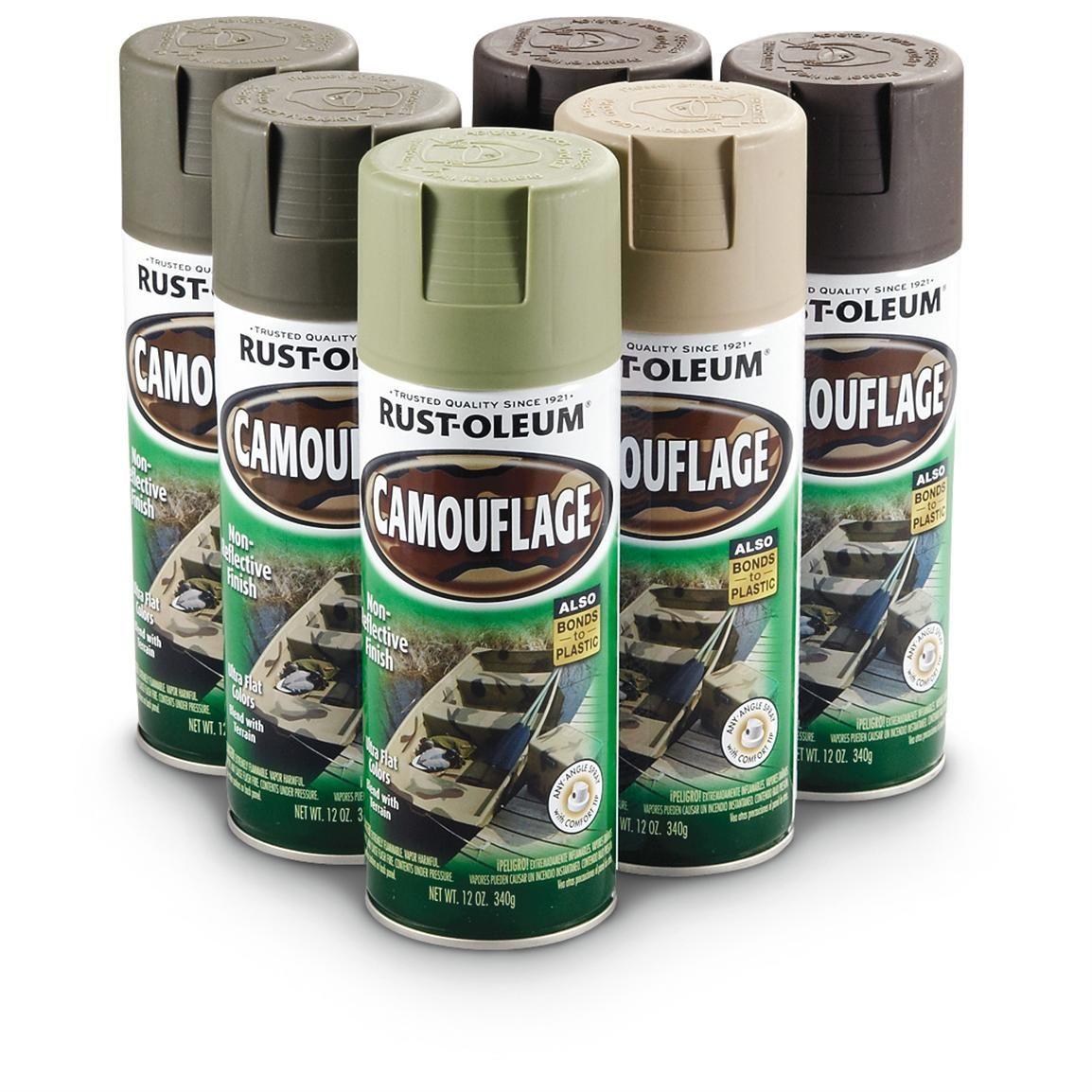 camouflage bedroom accessories | pc rustoleum camo paint kit save ...