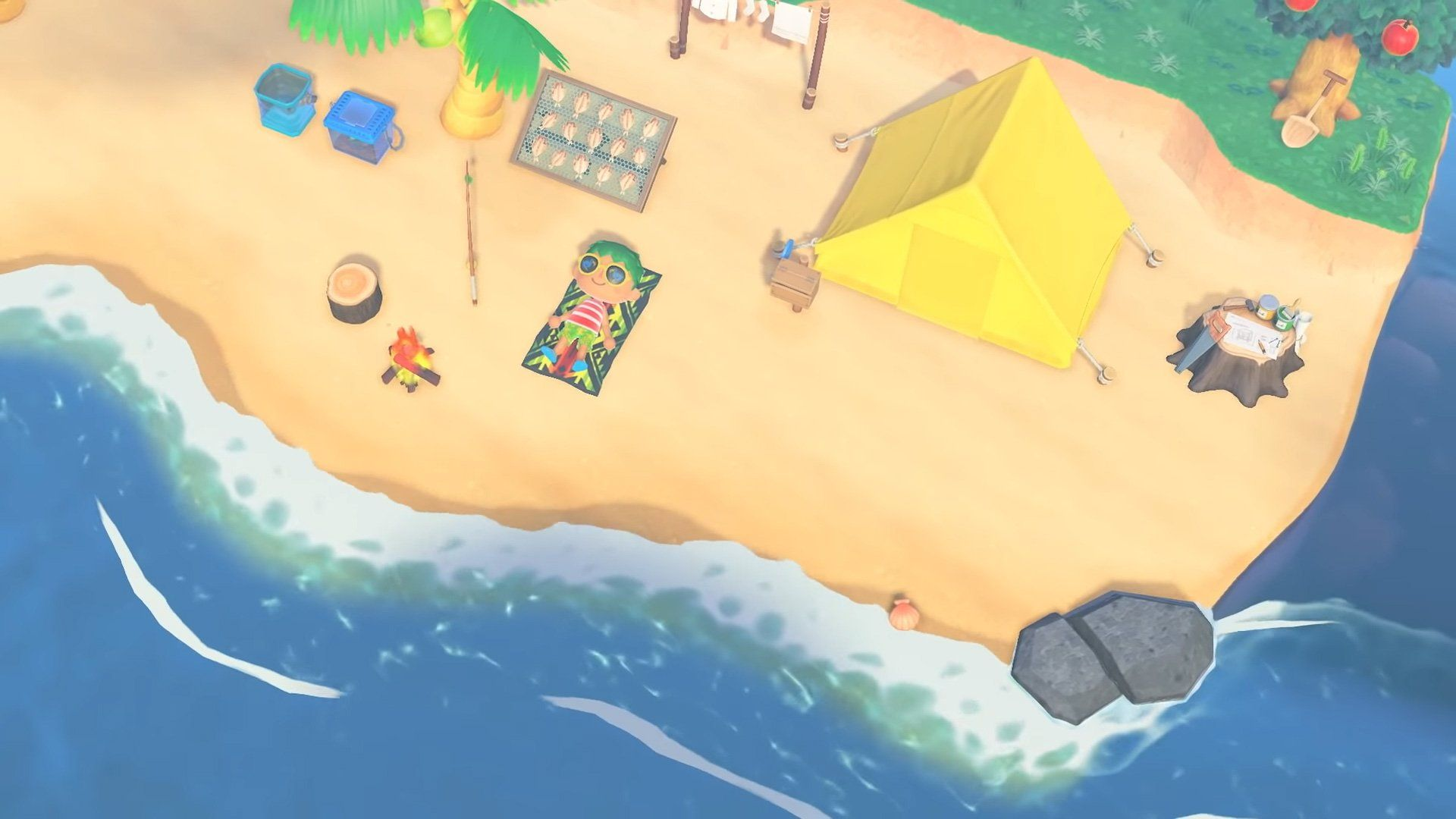 Did you struggle to name your Animal Crossing island? in