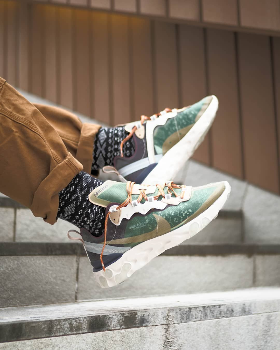 sports shoes 2c13c 97ddd Undercover x Nike React Element 87
