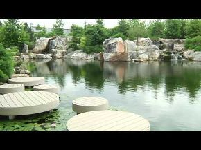 Signature Pond At Aquascape. St Charles ...