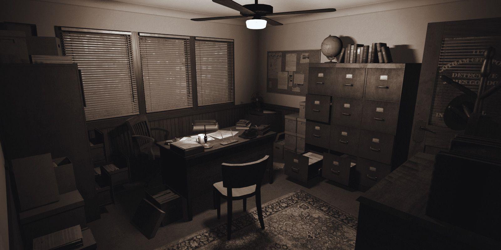 detective service