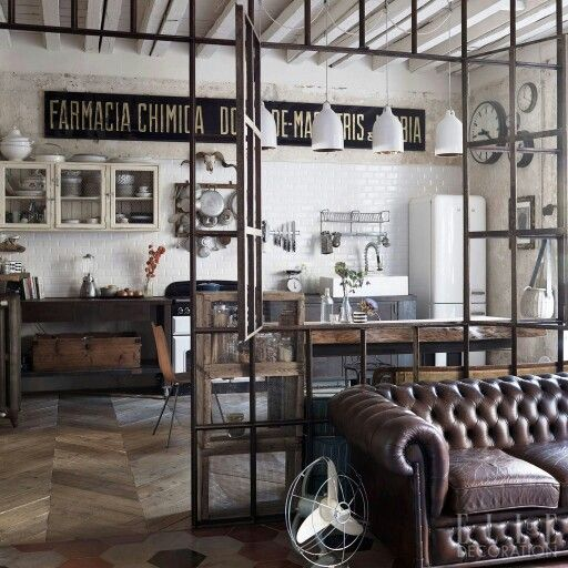 Pin By Yuliya Sh On Interior - So, Industrial