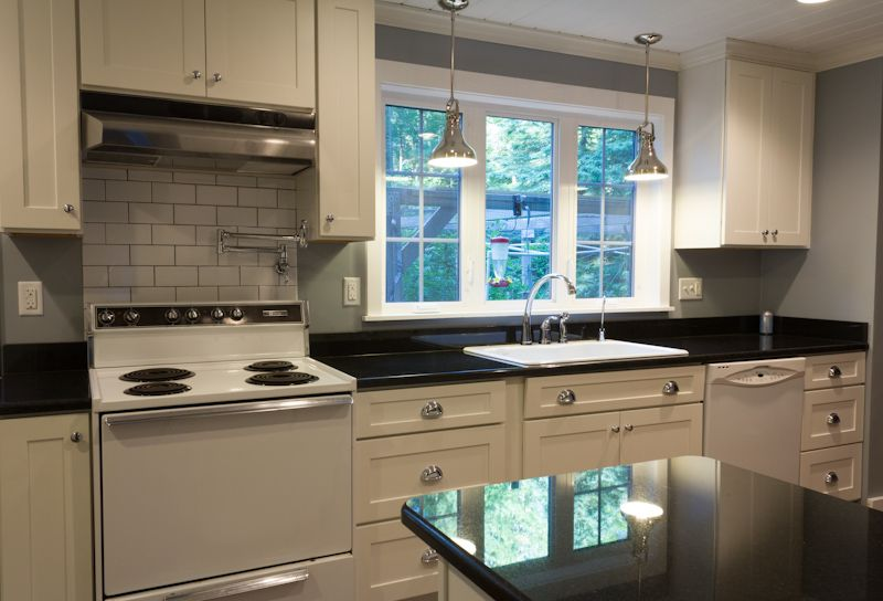 Good How To Select Appliances To Match Your Kitchen Cabinets From Painted Kitchen  Cabinets With White Appliances