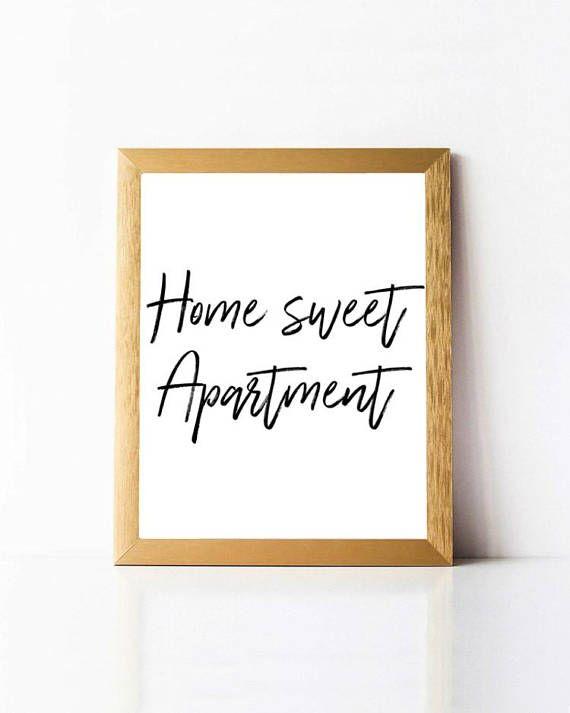 welcome home printable sign