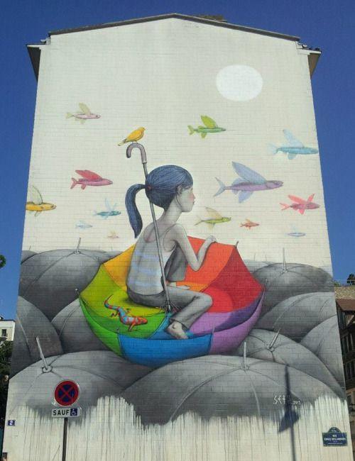 street Art _ Paris