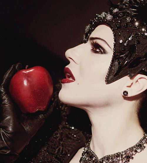 Lana Parrilla as The Evil Queen by Troy Jensen