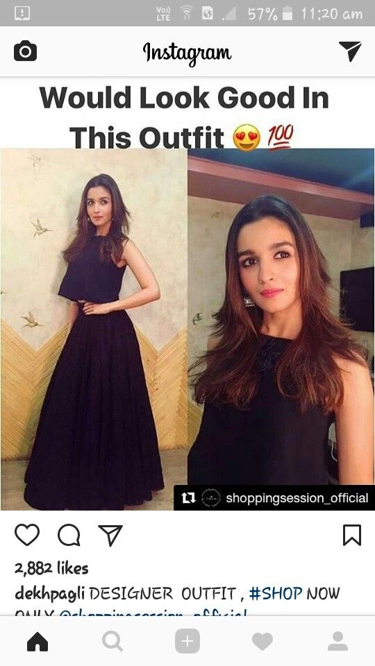 97020248b6e70d Black long skirt Black croptop  Alia bhatt cute gorgeous maxi skirt  celebrity bollywoodactress