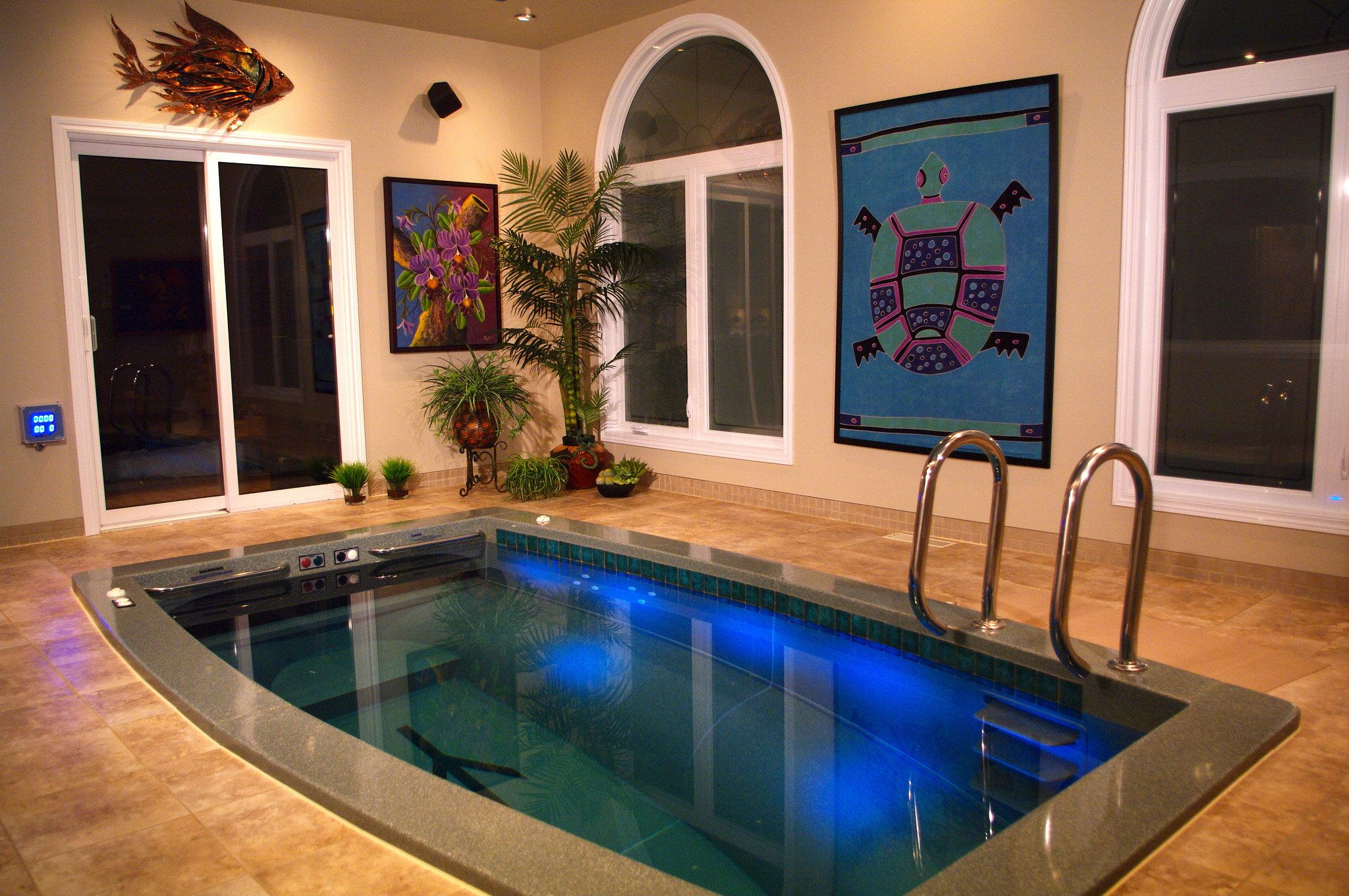 Residential Lap Pools - Exercise or Hydrotherapy | Stunning ...