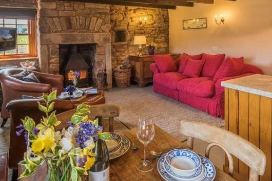 West Ord Holiday Cottages Berwick upon Tweed Northumberland