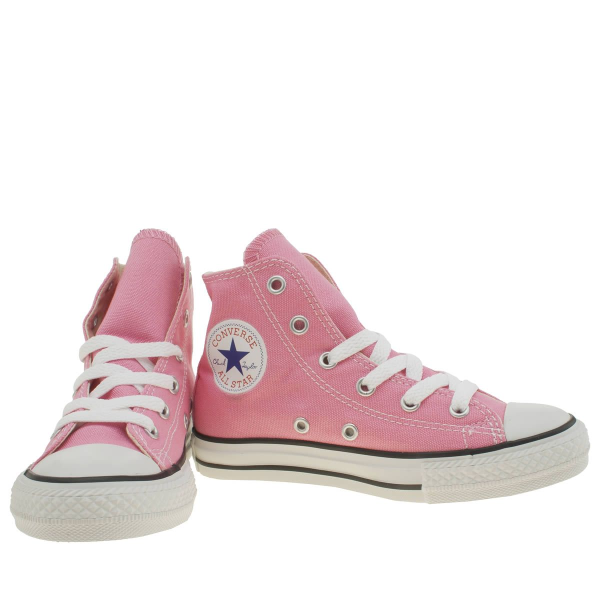 0caf3a88ecc5e5 kids converse pink all star hi girls junior