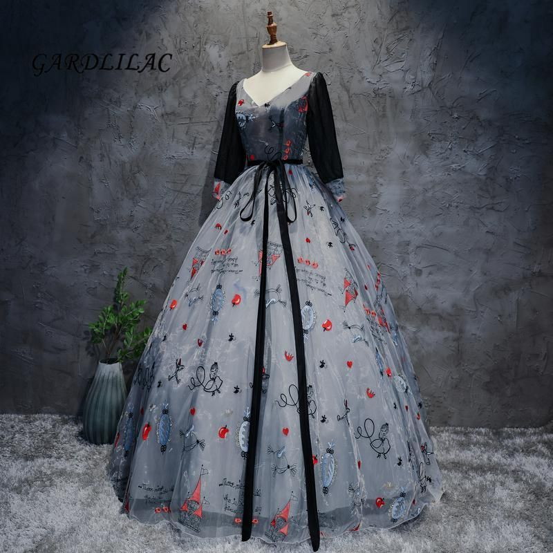 V-Neck Quinceanera Dresses 2018 Organza Embroidery Masquerade Ball Gown Sweet 16 Dress Vestidos De 15 Anos. Yesterday's price: US $134.99 (120.56 EUR). Today's price (December 5, 2018): US $110.69 (99.11 EUR). Discount: 18%. #Quinceanera #Dresses #masquerade #quinceanera #masqueradeballgowns V-Neck Quinceanera Dresses 2018 Organza Embroidery Masquerade Ball Gown Sweet 16 Dress Vestidos De 15 Anos. Yesterday's price: US $134.99 (120.56 EUR). Today's price (December 5, 2018): US $110.69 (99.11 EUR #masqueradeballgowns