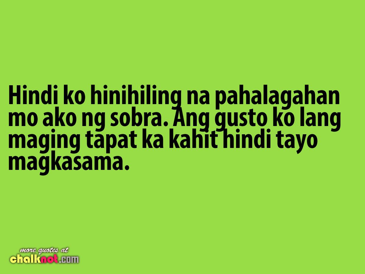 Love Quotes Tagalog About Friendship Quotes Tagalog Quotes Quotes About Friendship Tagalog Hugot Quotes