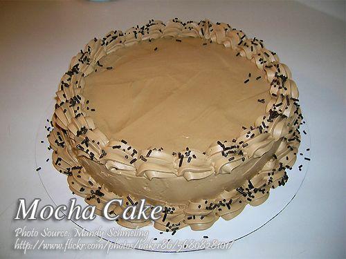 Mocha Cake Kawaling Pinoy Tasty Recipes Recipe Mocha Cake Mocha Recipe Mocha