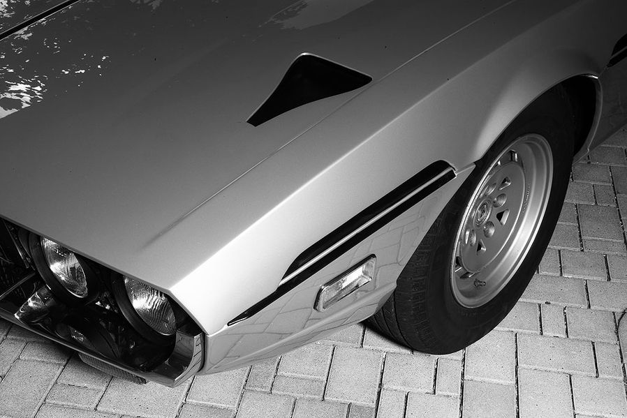 Lamborghini Espada 400 GT: Stier für Vier MOTOR KLASSIK