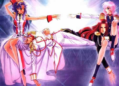 Shoujo Kakumei Utena Fan Art Utena Revolutionary Girl Utena Utena Anime