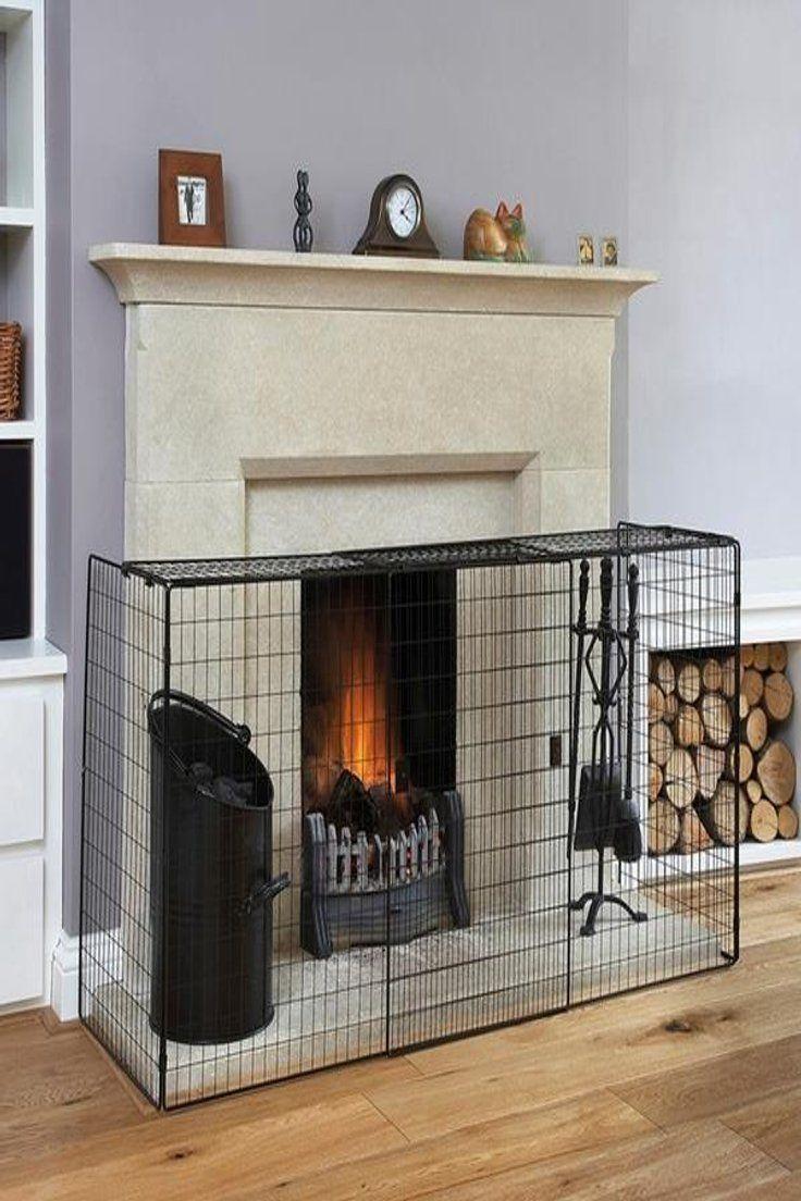 38.99 GBP Classic Fireguard Fire Guard Safety Gate 1.6M