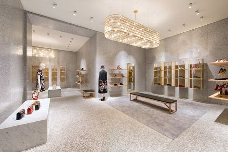 Valentino Flagship Store By David Chipperfield New York City Fashion