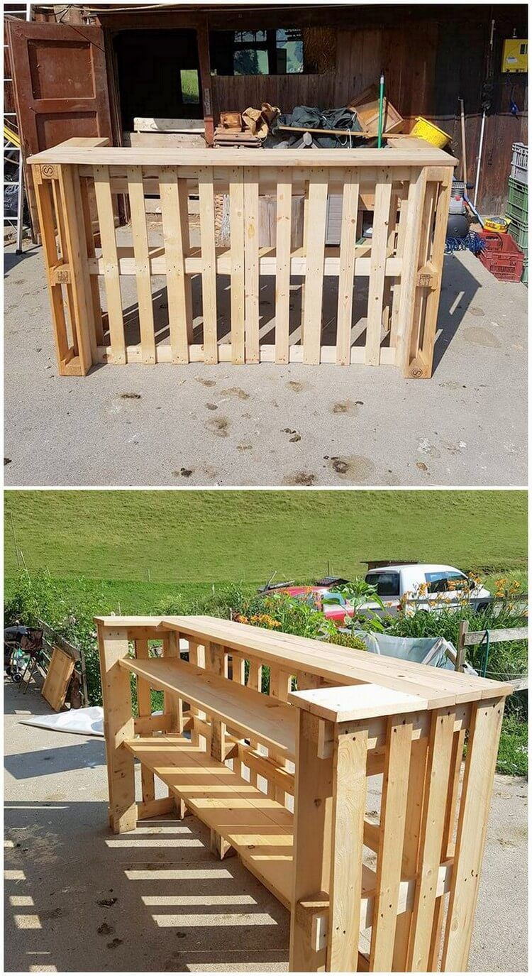 Best And Easy Diy Wood Pallet Upcycling Ideas In 2019