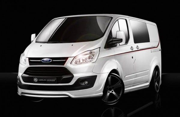 Ford Transit By Carlex Design Uk Ford Transit Transit Custom Ford