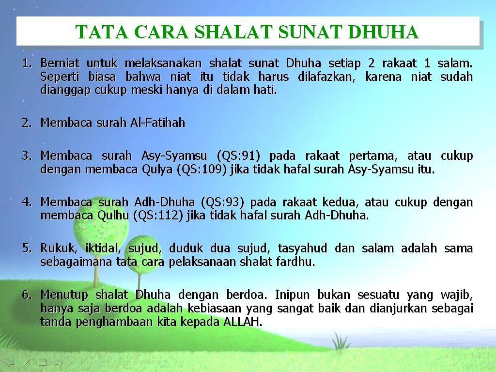 Dari Mata Turun Ke Hati Sholat Dhuha Sholat Sunnah Istimewa Islamic Quotes Learn Islam Quotes