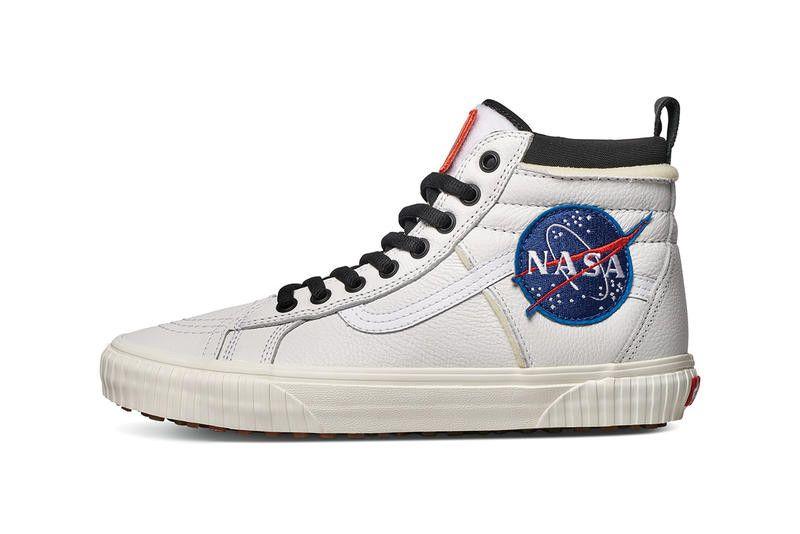 NASA Vans Old Skool Sk8 Hi Space