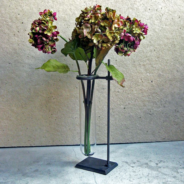 TEST TUBE VASE WITH STAND 14 Pictures Gallery