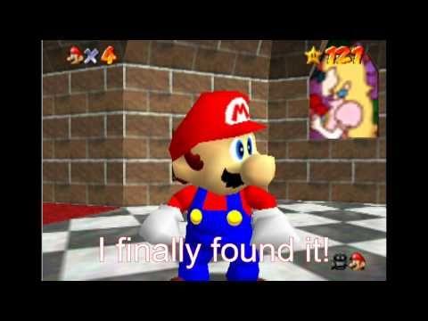 Super Mario 64 Bloopers Bloopception Bloopers Super Mario Mario
