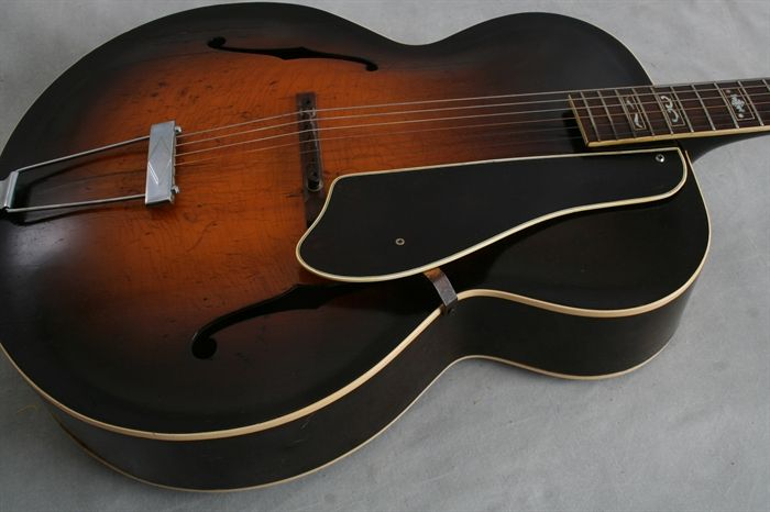 1937 Gibson  L-7 Archtop