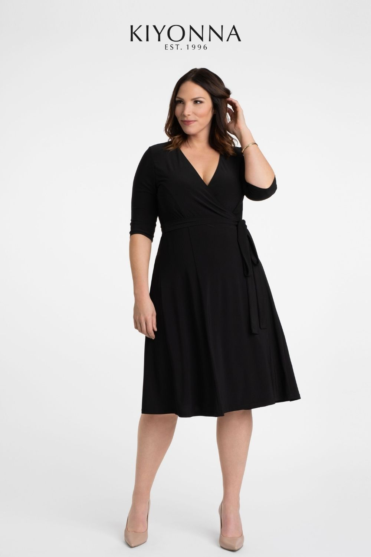 Classic Little Black Dresses Dresses Little Black Dress Plus Size Outfits