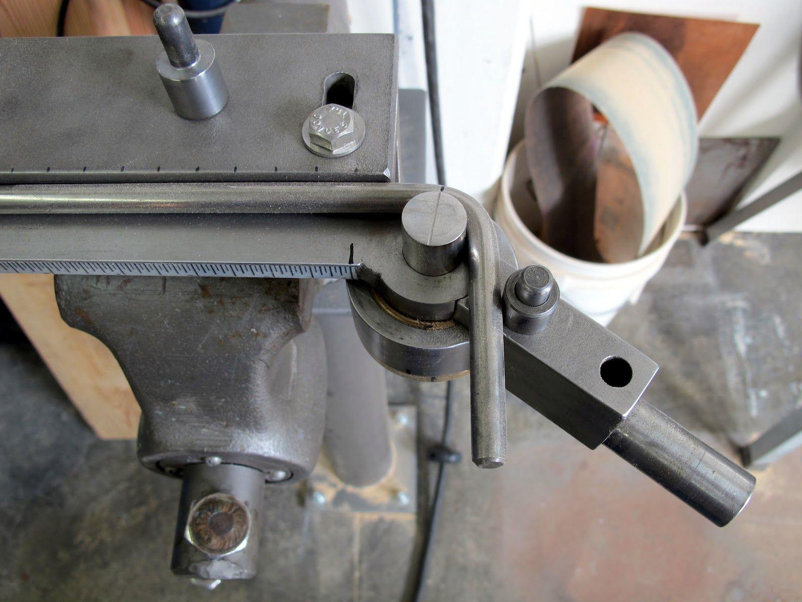 Nothing Too Strong Ever Broke Rod Bender Metal Bender Metal Bending Tools Metal Working Projects