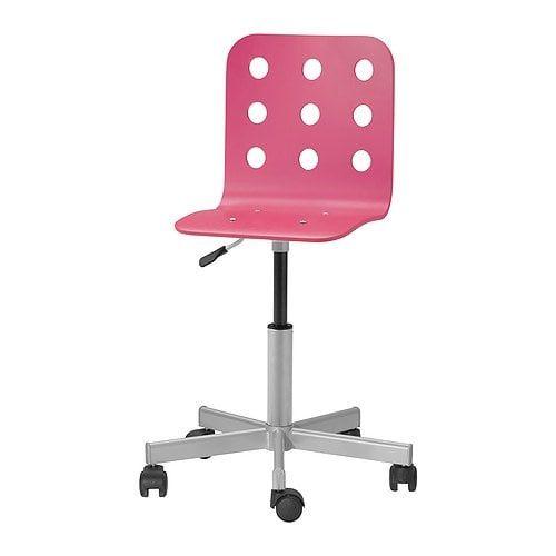 9 Majestic Chaise De Bureau Rose Photos Kursi Kantor Ikea