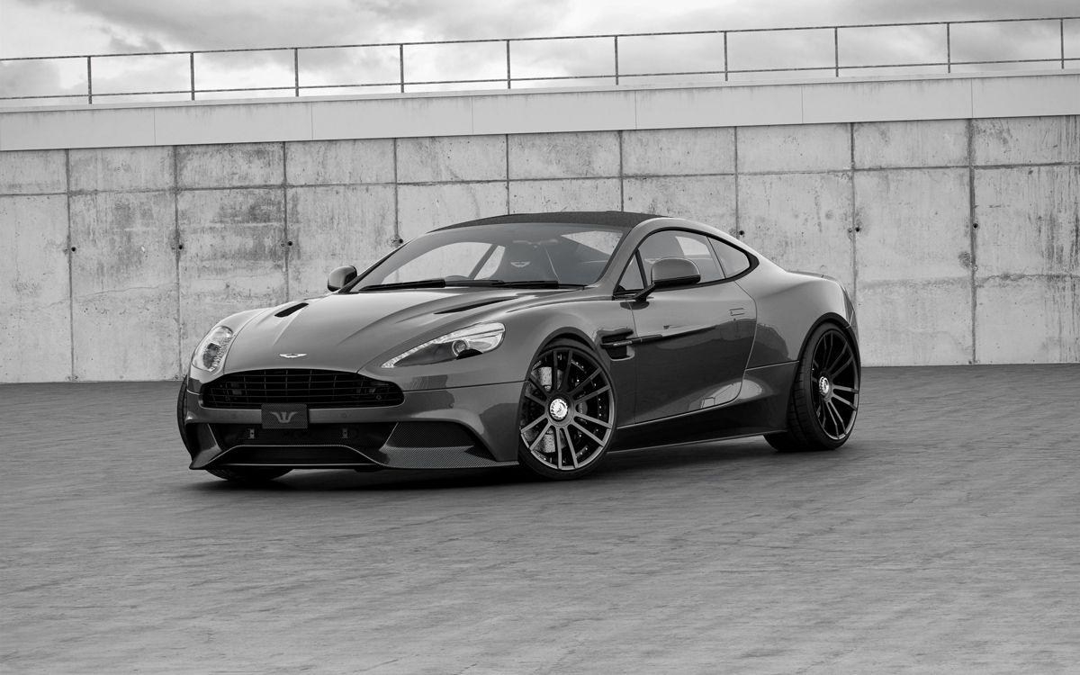 Wheelsandmore Takes On The Aston Martin Vanquish Auto Pinterest