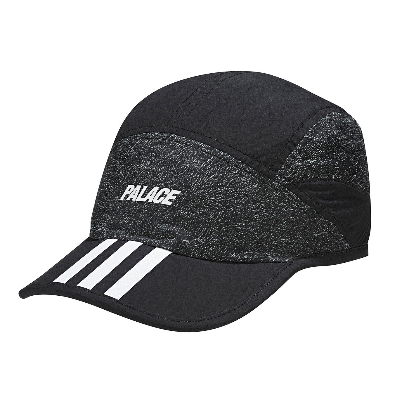 1a80b783cce Palace Cap in Black by Palace x Adidas
