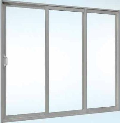 Jeld Wen 3 Panel Premium Vinyl Sliding Patio Door From Waybuild