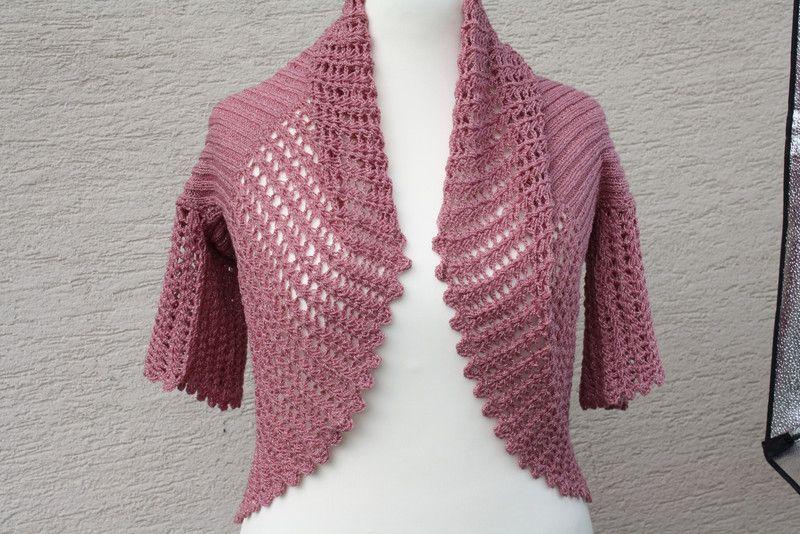 Weiteres Schulterwarmer Bolero Armel Altrosa Lurex Ein Designerstuck Von Trixies Zauberhafte Welten Bei Dawanda Kleidung Fur Frauen Kleidung Frau