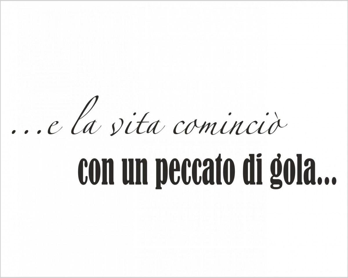frasi cucina - Cerca con Google | Think | Pinterest | Agendine con ...