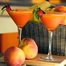 Trago De Speed Con Vodka Y Durazno Herramientas 2 Duraznos Pueden Reemplazarlos Por 2 Naranjas O 4 Mandarinas Tragos Con Alcohol Cocteles Sin Alcohol